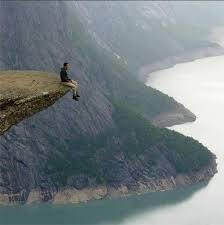 cliff